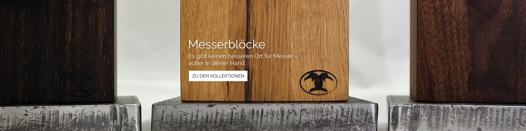 Blockwerk Messerblöcke